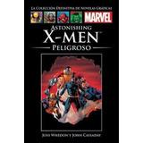 Marvel Salvat Vol.24 - Astonishing X-men: Peligroso