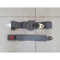 Cinturon Seguridad 3 Puntos Color Negro O Gris Precio Unid