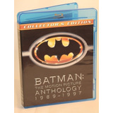 Coleccion Batman Antologia Bluray Bd25 Latino
