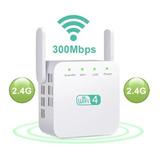 Repetidor Wifi Extensor Wifi 2.4g 5g Wifi Inalámbrico Boost
