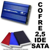 Cofre Case Para Disco Duro Ide Ó Sata 2.5 Usb Hd Notebook
