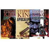 3 Comics Stephen King Apocalipsis + Envío Gratis