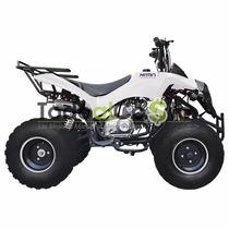 Moto Atv 125cc Aro 8 Big Motor 4 Tiempo Cuatrimoto