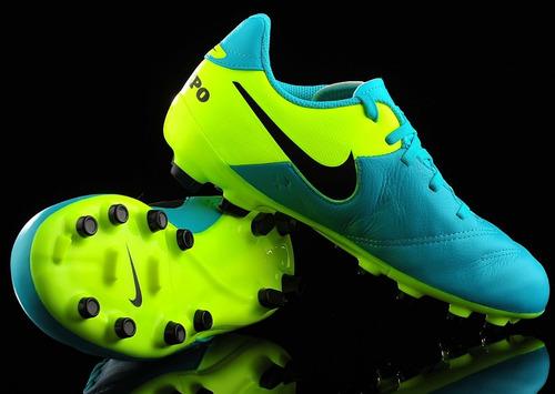 Zapatos Fútbol Nike Jr Tiempo Legend Vi Fg Nuevo Y Original 6191e50ea1314