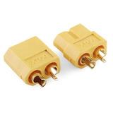 Conector Hembra Y Macho Xt60 Lipo