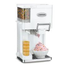 Máquina De Helados Cuisinart Ice-45 Blanco