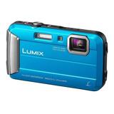 Cámara Digital Sumergible Lumix Dmc-ts30a -video Hd - 16.1mp