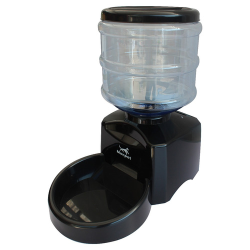Alimentador Dispensador Automático De Comida Para Mascota.