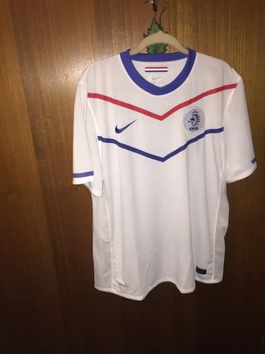 Camiseta Holanda Suplente 2011 431db3615d1