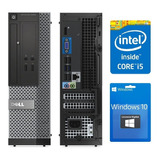 Full Dell Optiplex 3020 Sff I5-4590/8gb/500hdd/win10