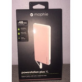 Batería Externa Mophie Powerstation Plus Xl Con Cable Co...