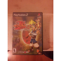 Jak And Daxter: The Precursor Legacy Ps2 Play Station 2