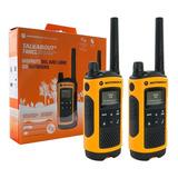 Motorola Radio Transceptor T400cl 35 Millas - Mobilehut