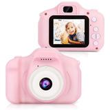 Mini Cámara Fotográfica Digital Para Niños Portatil / 240018