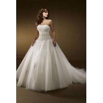 Vendo Hermoso Vestido De Princesa Talla 40