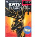 Animeantof: Dvd Batman El Caballero De Ciudad Gotica Animada
