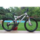 3ce56a11 Bicicleta Xc/trail Carbono, Xt, Fox Factory, 27.5 , Talla L