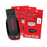 Pendrive Sandisk Blade 16gb