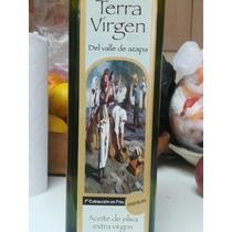 Aceite De Olivo Terra Virgen De Un Litro