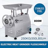 250kg/h Carne Comercial Molino L Fabricante Cocina Hoja...