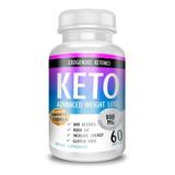 Keto Advanced 100% Original Importado Laboratorio En Chile