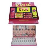 Kit Maquillaje Kylie 2 Cajas Matte Sombra Labiales + Envío
