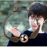 Pulsera Snitch Harry Potter 2 Modelos (gris Claro Y Café)