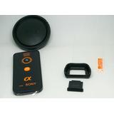 Kit Camara Sony E, Tipo A6000 A6500 A7 Alpha (control...)