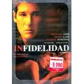 Animeantof:  Dvd Infidelidad- Unfaithful- Richard Gere