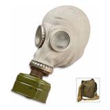 Máscara De Gas Soviética Original Gp-5 Talla L Envío Gratis
