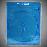 Bolsas Para Blu Ray Cajas De 12mm Pack 100 Uni. Resellable