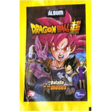 50 Sobres De Láminas De Dragon Ball Super