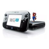 Nintendo Wii U + 10 Juegos // Garantía 6 Meses