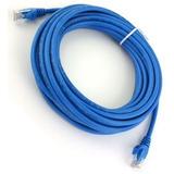 Cable De Red Utp 10 Metros Cat 5e Azul