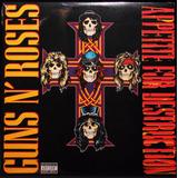 Guns N Roses Appetite For Destruction Vinilo Nuevo Obivinilo