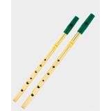 Envío Gratis. Pack (2) C + D. Flauta Irlandesa - Tin Whistle