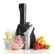 Maquina Para Hacer Helados Con Yogurt Y Frutas