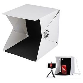 Caja De Luz Para Fotos Estudio Fotografico Led Cubo Studio