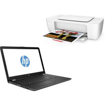 Notebook Hp 15-bs014la Intelcore I3 8gb Ram 1tb Dd + Printer