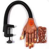 Mano Articulada De Practicas Para Manicure (1unid) 25001