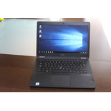Dell Latitude E7470 Core I5-6300u 4gb Ram Ssd 480gb Impecabl