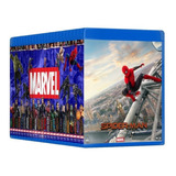 Avengers, Bluray ,universo Marvel, Latino