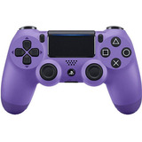 Control Dualshock 4 Electric Purple Ps4 Sony