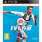 Fifa 2019 Ea Sports Fifa19 Ps3 Fifa 19 Ps3 Latino