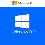 Windows 10 Pro Oficial Manual Instalacion + Asesoria