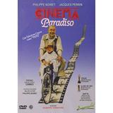 Dvd Cinema Paradiso - Giuseppe Tornatore