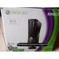 X Box 360 4gb + 7 Juegos + Headset + Kinect + Charge Kit