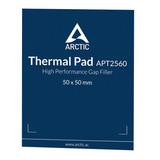 Thermal Pad Arctic 50x50mm, 1.0mm Espesor Apt 2560