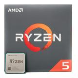 Procesador Cpu Amd Ryzen 5 2600 3.4ghz- Boleta