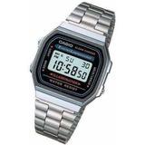 Reloj Casio A-168wa-1 Nuevo Original/relojesymas